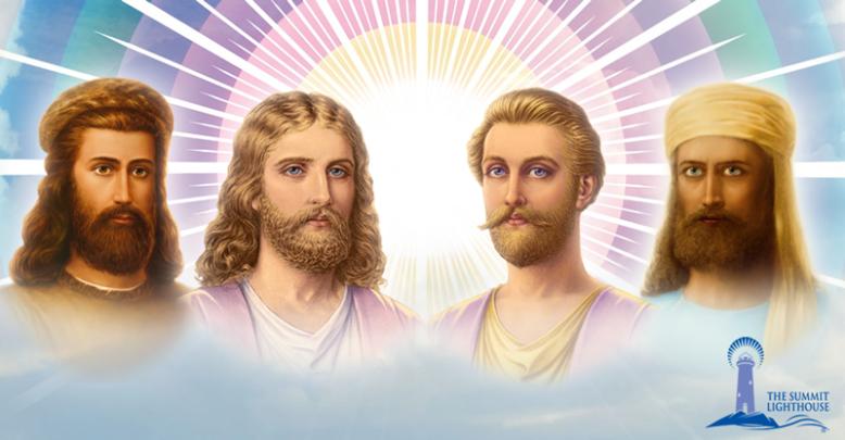Kuthumi, Jesus, Saint Germain, El Morya