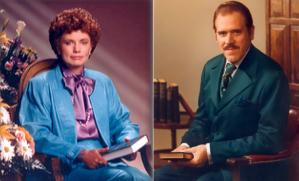 Elizabeth Clare Prophet and Mark L. Prophet