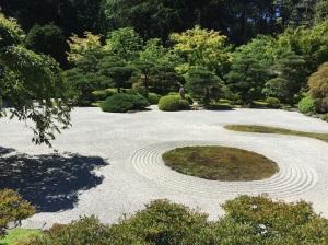 Portland's Japanese Garden