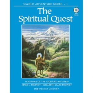 spiritual quest book